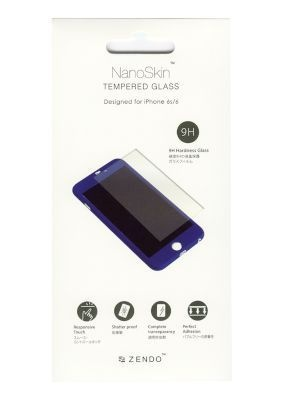 Photo of ZENDO NanoSkin Tempered Glass Screen Protector for iPhone 6 and iPhone 6S for Use with NanoSkin Cases