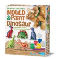 4m mould and paint dinosaur arts craft