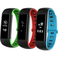 astrum sb200 smart bluetooth fitness band with heart rate gp