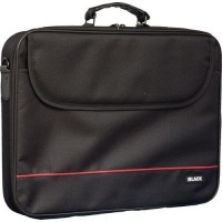 black briefcase for 156 notebooks