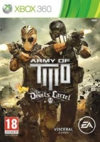 army of two the devils cartel xbox 360 dvd rom other game