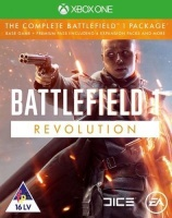 battlefield 1 revolution edition xbox one blu ray disc other game