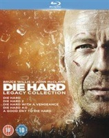 Die Hard 1 5 Legacy Collection