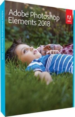 Photo of Adobe Photoshop Elements Software
