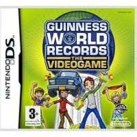 guinness book of records the videogame nintendo ds game music cd