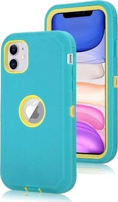 Photo of Tuff Luv TUFF-LUV Armour-Tuff Rugged Case for Apple iPhone 11