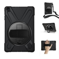 samsung tuff luv armour jack case rugged 101 lte t510t515 tablet accessory