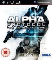 alpha protocol playstation 3 dvd rom other game