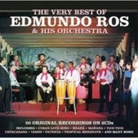 the very best of edmundo ros and his orchestra cd