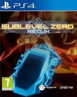 sublevel zero redux playstation 4 blu ray disc other game