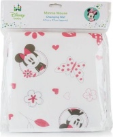 disney baby minnie mouse changing mat bag