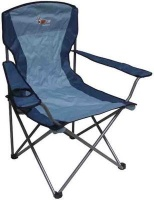 afritrail bushbuck camp chair 120kg camping