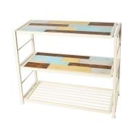 kaio florence 3 layer shelfs living room furniture