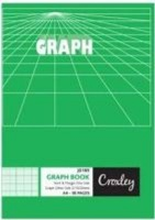 croxley jd185 a4 graph book 36 pages 20 other