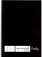 croxley jd376 wire bound counter book 144 pages 10 other