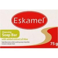 eskamel soap with aloe 75g shaving