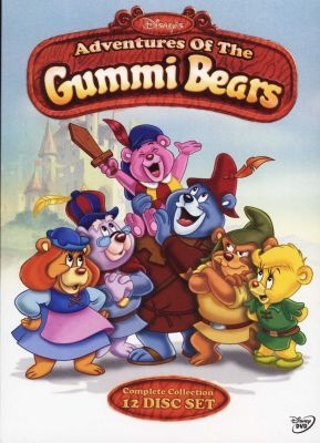 Photo of Adventures Of The Gummi Bears: Complete Collection - Volumes 1 - 12