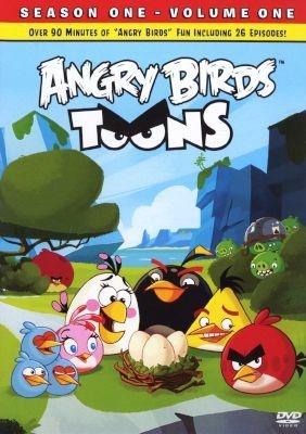 Photo of Angry Birds Toons - Season 1 - Vol.1