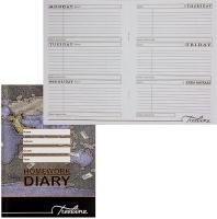 treeline homework diary a5 of 10 other