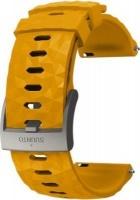 suunto spartan sport wrist hr baro silicone strap amber gadget