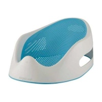 angelcare bath support blue bath potty