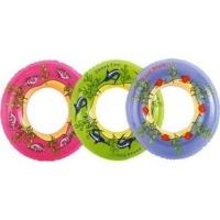 bestway designer swim ring multicolour 56cm pools hot tubs sauna