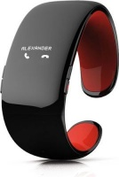 mykronoz zebracelet2 smartwatch black gp