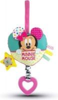 disney baby minnie rattle soft music box musical toy