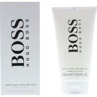 hugo boss bottled unlimited shower gel 150ml shaving