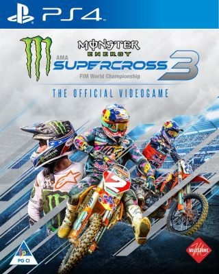 Photo of Monster Energy Supercross 3: The Official Videogame