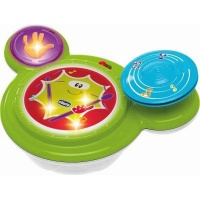 chicco happy music band drum musical toy