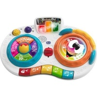 chicco happy music dj mix musical toy