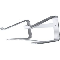 macally aluminium stand for 17 notebooks space grey accessory