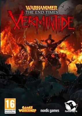 Photo of Nordic Games Warhammer: End Times - Vermintide