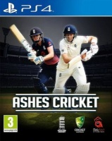 ashes cricket playstation 4 blu ray disc other game