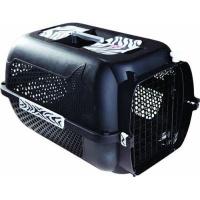 catit style profile voyager cat carrier medium black tiger dog