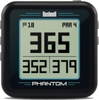 bushnell phanton golf rangefinder gps with magnetic mount gp