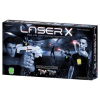 laser x gaming set for 2 players electronic toy