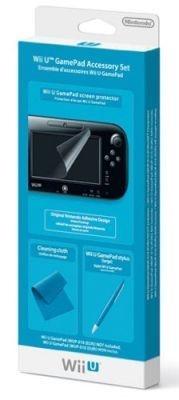 Photo of Nintendo Wii U GamePad Accessory Set