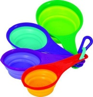 squish collapsible measuring cup set 4 piece other kitchen appliance