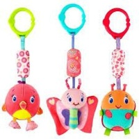 bright starts pretty in pink chime along friends musical toy