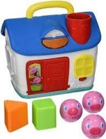 bright starts 3 little piggies play house musical toy