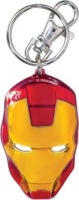 marvel iron man key ring activities amusement