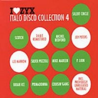 zyx italo disco collection 4 music cd