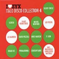 zyx italo disco collection 4 music cd