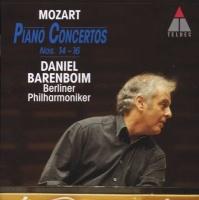 mozart piano concertos 14 16 music cd