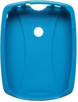 leapfrog leappad2 gel skin blue video game accessory