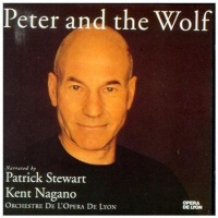 peter and the wolf music cd