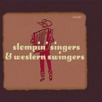 stompin singers and western swingers imported music cd
