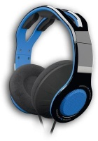 gioteck tx 30 game and go stereo over ear gaming headphones ps4 console